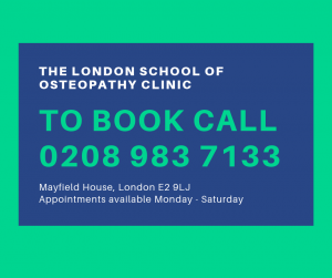 book osteopathy clinic